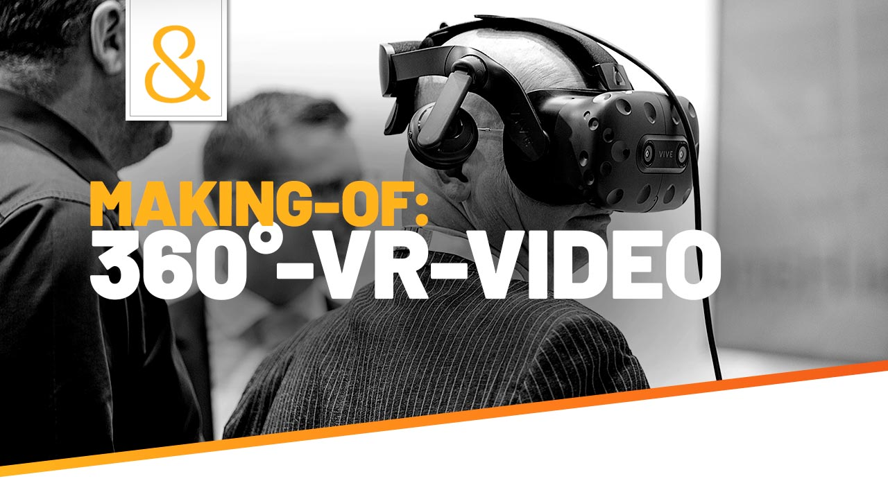 Making-of: 360°-VR-Video