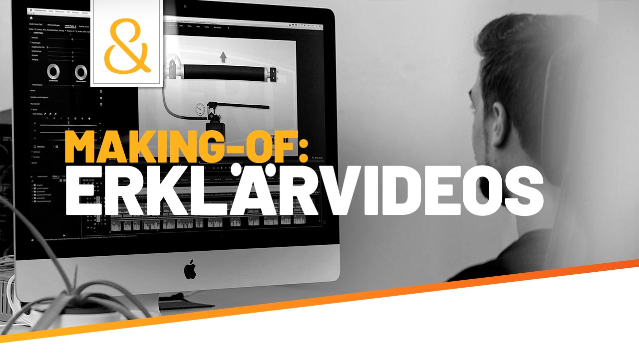 Making-of: Erklärvideos