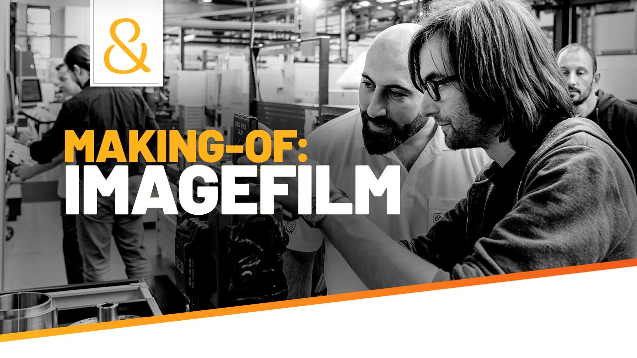Making-of: Imagefilm