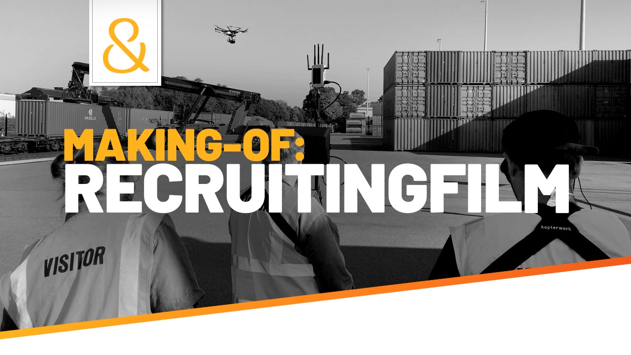 Making-of: Recruitingfilm